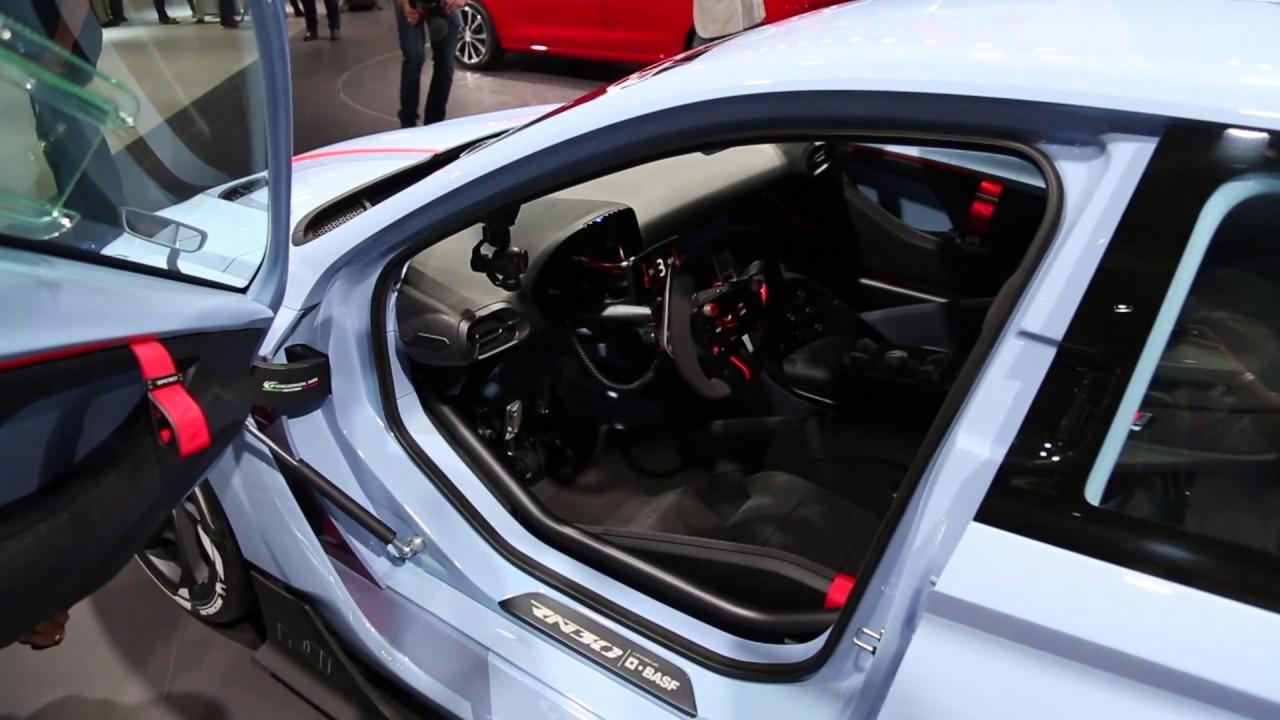 Hyundai i30 n concept interior design automototv youtube for Interior hyundai i30
