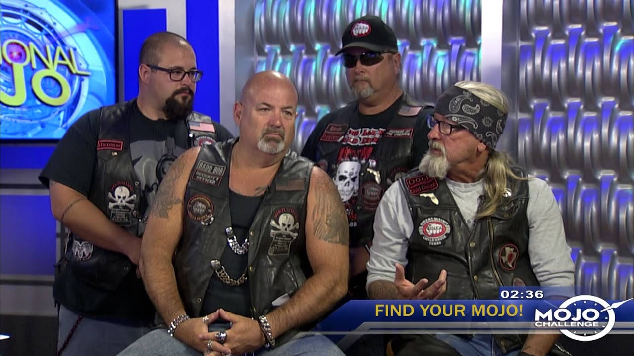 Bikers Against Child Abuse on Emotional Mojo