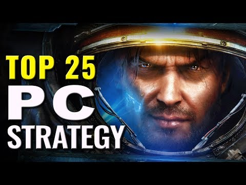 Top 25 Best PC Strategy Games
