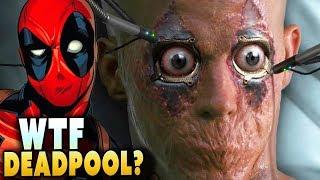 WTF? Jak do tego doszło? Deadpool w X-Men Origins Wolverine - Kulisy Marvela