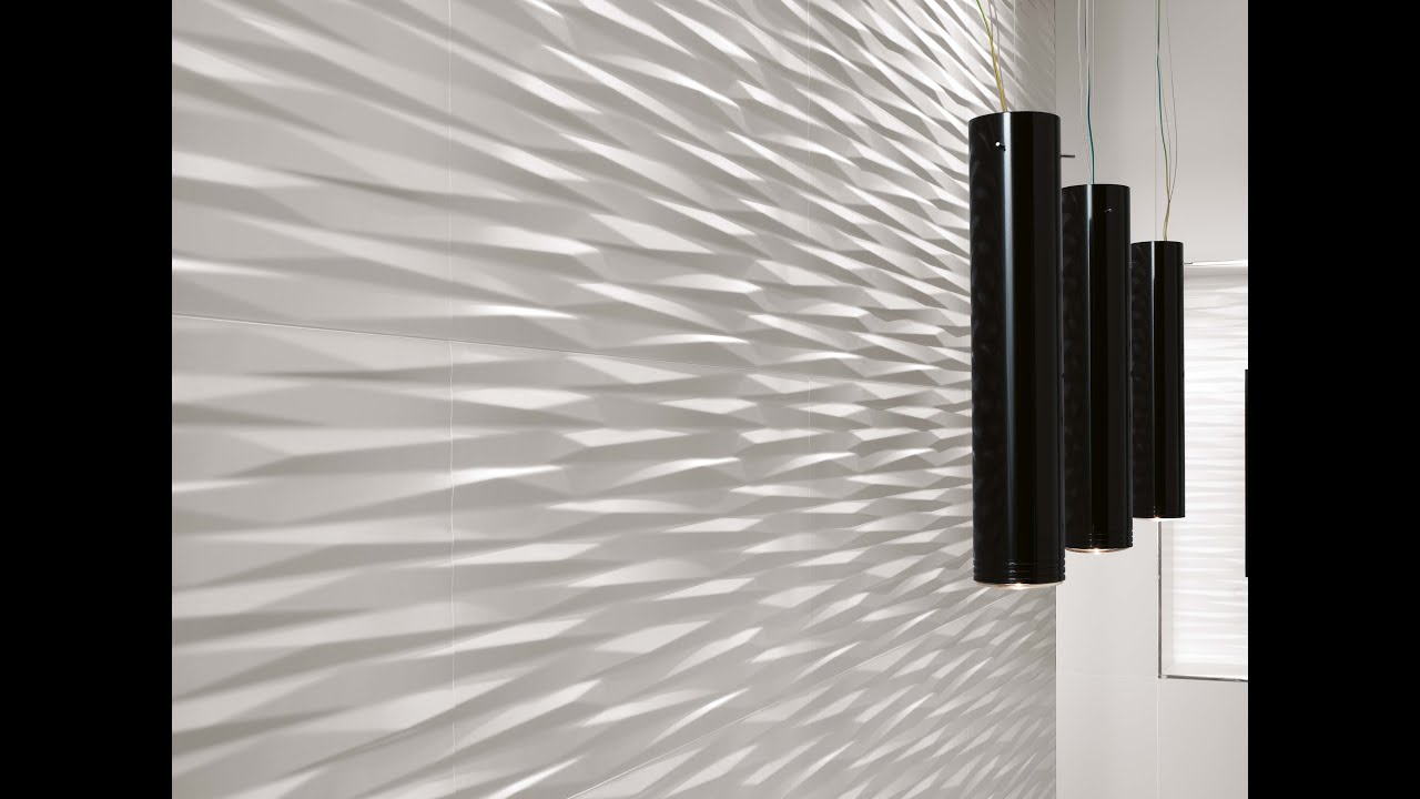 Walls Design 3D Wall Design 01  Atlas Concorde  Youtube