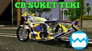 GTA SA Android : CB SUKET TEKI (TXD Tool)