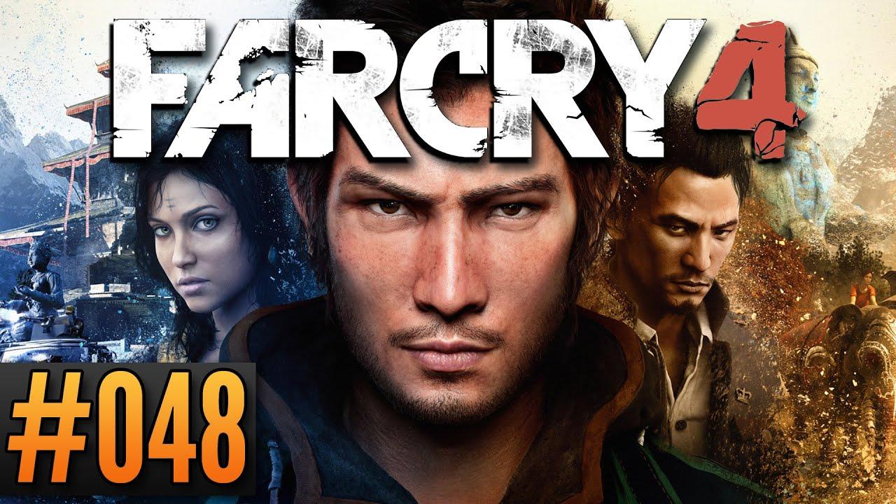 Far Cry 4 #48 (Lets Play) - Neuer Stoff (Nackt und