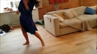 Pakistani Actress Priya Khan  Private Dance   Nanga dance and Cloth change   NEw 2016