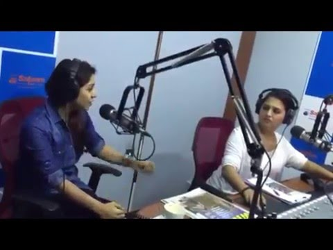 A fun filled time with RJ NIVI at radio salaam Dubai Radio Salaam 106.5fm