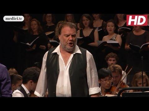 Bryn Terfel - Falstaff - Verdi: Verbier Festival 2016