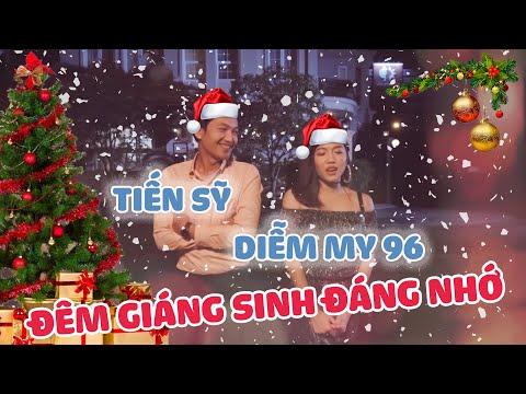 Đêm Giáng Sinh đáng nhớ của Tiến Sỹ và Diễm My | Đẹp TV