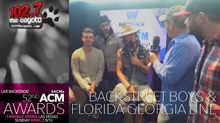 the backstreet boys florida georgia line pillow fights campfires bunkbeds