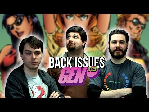 Back Issues - Gen¹³ - Back Issues