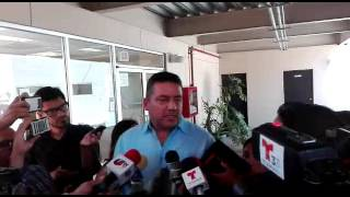 Detención de Rafael Luviano