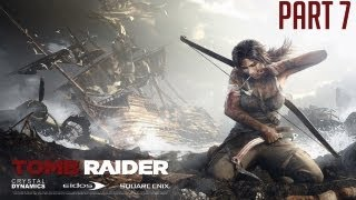 "Tomb Raider 2013 - Part 7 ""Rescue Team"" Walkthrough Gameplay PC PS3 XBOX360 [HD][720p]"