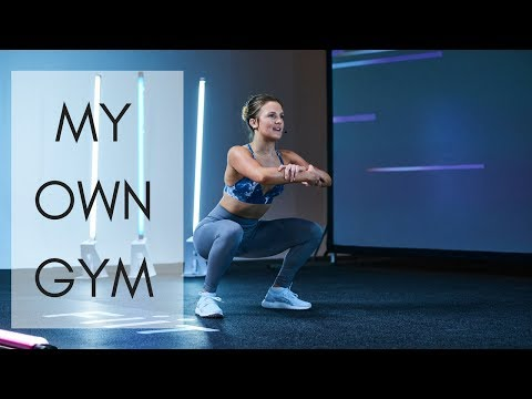 MY FITNESS STUDIO | Train With Me Worldwide