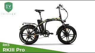 Фото Review Of The RKS RKIII Pro - Folding Fat E-bike