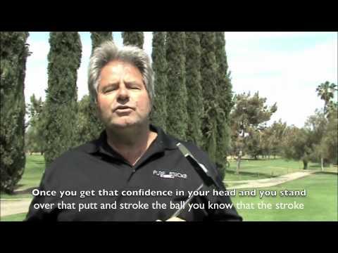 Inventor David Hopkins Explains Revolutionary New Golf Putting Trainer