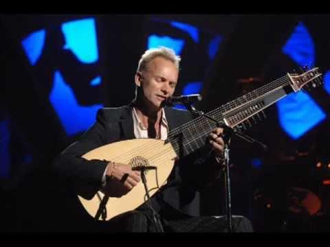 Sting & David Sanborn. Ain't No Sunshine When She's Gone