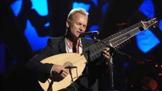 Sting & David Sanborn. Ain