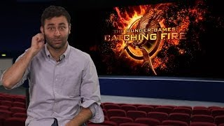 The Hunger Games: Catching Fire Trailer Review: Yoni at the Trailers
