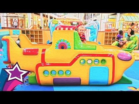 🌟 Max Playing at a Magical & Amazing Playground in a Shopping mall - Fun Activity For Little Kids