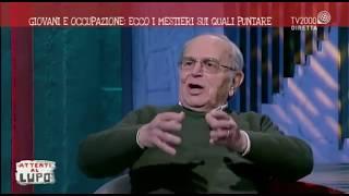 Vincenzo Mattina ospite di Attenti al Lupo su TV2000