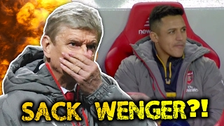 Arsenal NEED To Sack Wenger Because... | #FFO