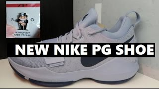 FIRST LOOK at Paul George Next Nike Sneaker Releasing + Monopoly Shoe Palace Collab is LIT!