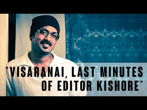 National Award for late Editor Kishore