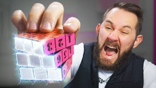Actually Impossible Rubik's Cube! | 10 Strange Amazon Products