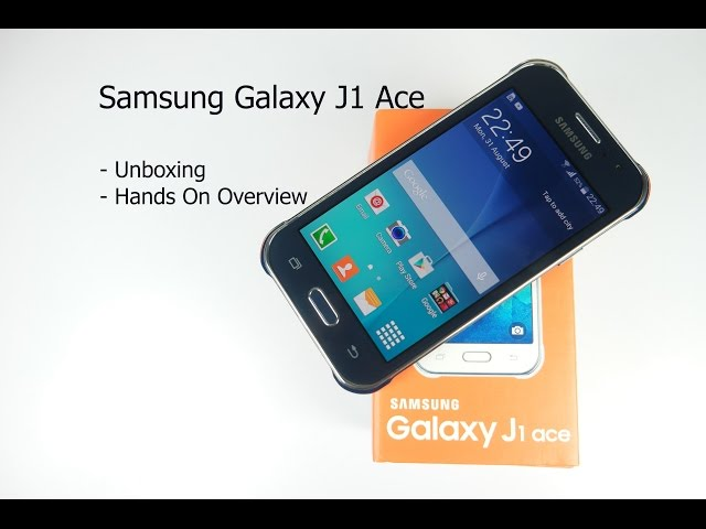 Samsung J1 Ace Price In Singapore Review And Specs