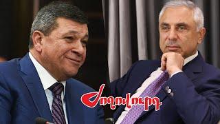 Արտակ Թովմասյանը՝ իր գործակալ լինելու և Վլադիմիր Գասպարյանից ստացած մեդալի մասին
