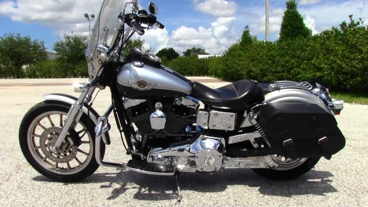 Used 2003 Harley Davidson Dyna Low Rider 100th Anniversary ...