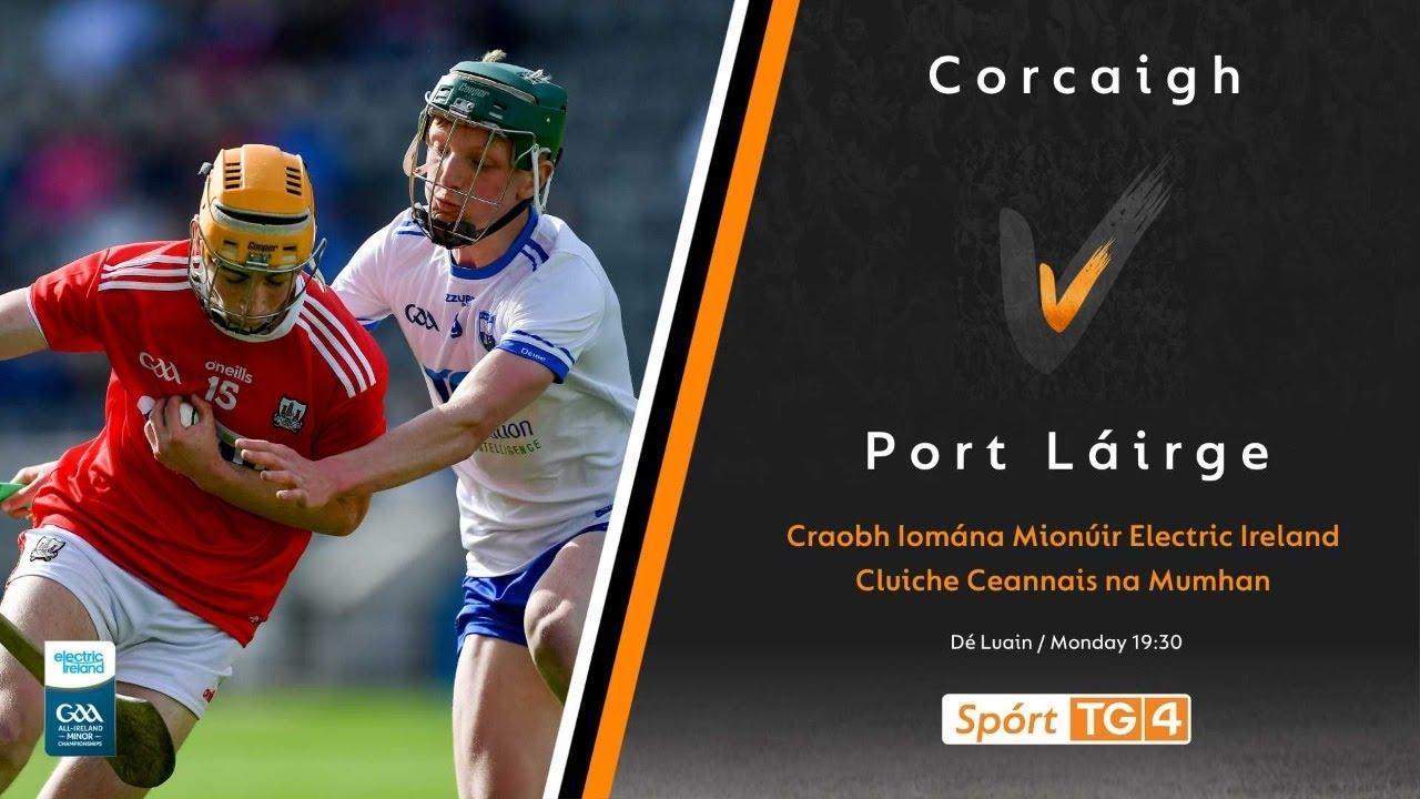 Download GAA BEO   Corcaigh v Port Láirge   Cluiche Ceannais Iomána na Mumhan 2021