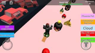 My roblox. Video has not been posted