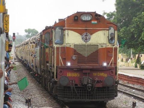 Kolkata Hyderabad Full Journey: Coromondal and Janmabhoomi Express thumbnail