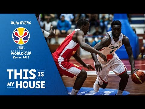 Senegal v Mozambique - Full Game - FIBA Basketball World Cup 2019 - African Qualifiers