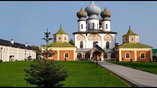 Тихвинский мужской монастырь. Чудотворная Тихвинская икона– один из символов России | сентябрь 2020