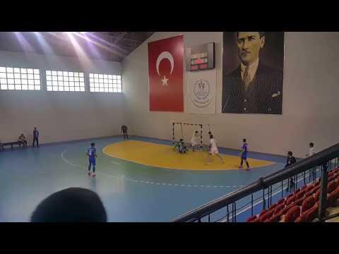 Kalaba Lisesi - KMTAL   Ankara Futsal Yarı Final 2017