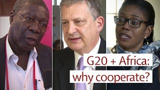 T20 Summit: Why should the G20 and Africa cooperate? thumbnail
