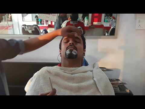 ASMR Master Cracker Straight Razor Shave