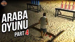 Araba Oyunu 4. Part   33. Bölüm   Survivor Türkiye - Yunanistan