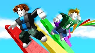 INSANELY DIFFICULT CO-OP OBSTACLE COURSE! (Roblox)
