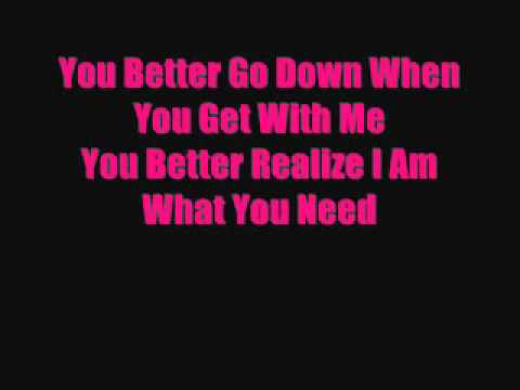 Tila Tequila- I Love You [lyrics]