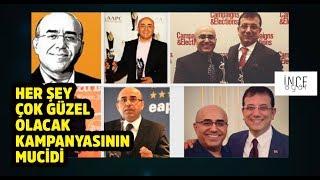 Ekrem İmamoğlu kampanyasının mucidi Necati Özkan - Özay Şendir ile İnce Ayar - tv100