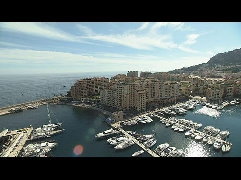 Monaco's industry going up a level - target