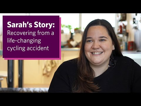 Sarah's Story: Recovering From A Life-changing Cycling Accident | Fieldfisher - Changing Lives
