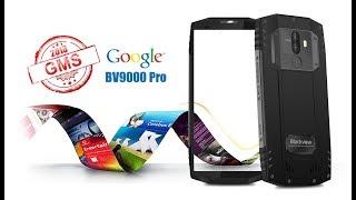 Blackview BV9000 Pro - распаковка от Латухи (онлайн)