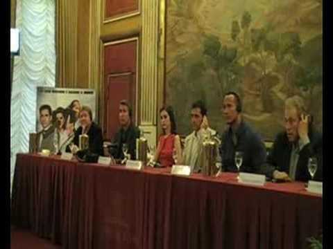 """Get Smart"" Italian Press Conference Ita/Eng Part1"