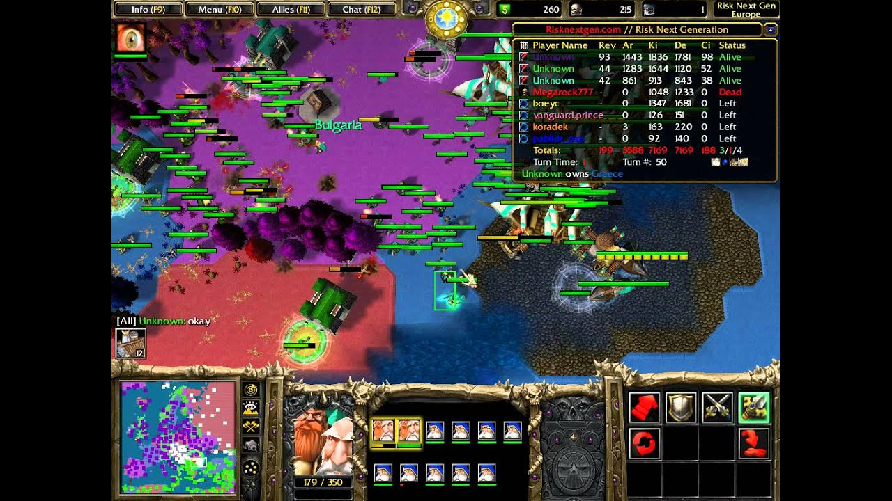 Warcraft III Proffesional Risk Devolution Reborn Pt 2
