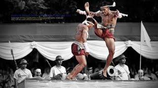 Martial Art Technique Khmer Khom Movie Dai Chhav
