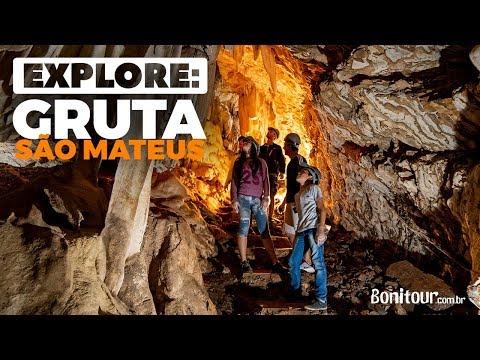 Explore: Gruta São Mateus | 4K