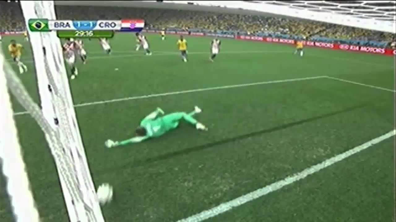 Resultado de imagem para Neymar gol croácia